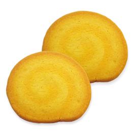 ぐるぐるマンゴー クッキー